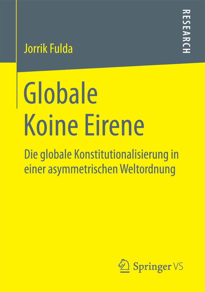 Fulda, Jorrik - Globale Koine Eirene, ebook