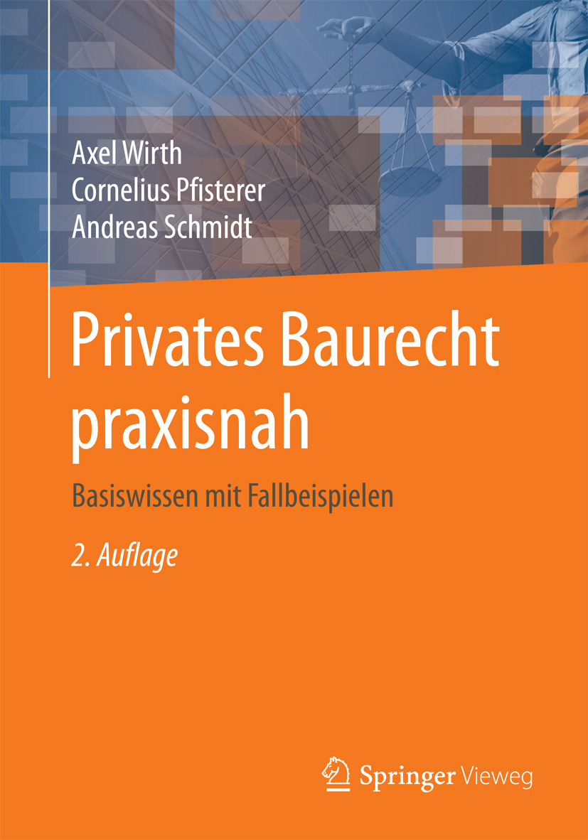Pfisterer, Cornelius - Privates Baurecht praxisnah, ebook