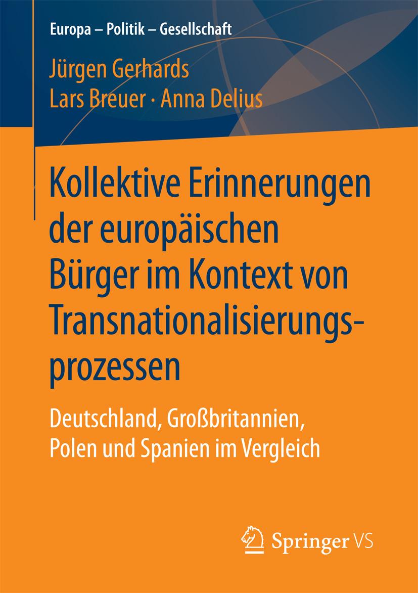 Breuer, Lars - Kollektive Erinnerungen der europäischen Bürger im Kontext von Transnationalisierungsprozessen, ebook