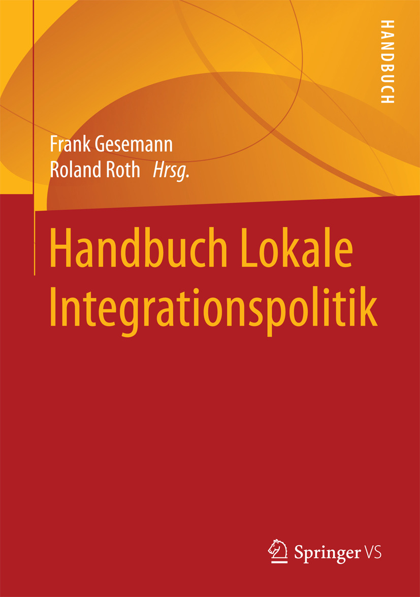 Gesemann, Frank - Handbuch Lokale Integrationspolitik, ebook