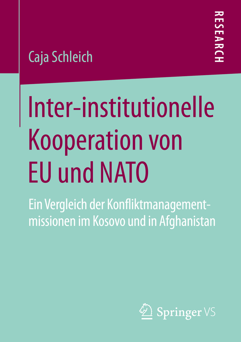 Schleich, Caja - Inter-institutionelle Kooperation von EU und NATO, ebook