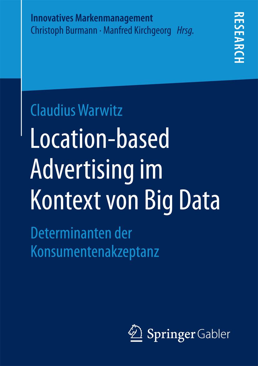 Warwitz, Claudius - Location-based Advertising im Kontext von Big Data, ebook