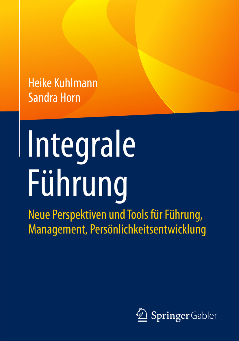 Horn, Sandra - Integrale Führung, ebook