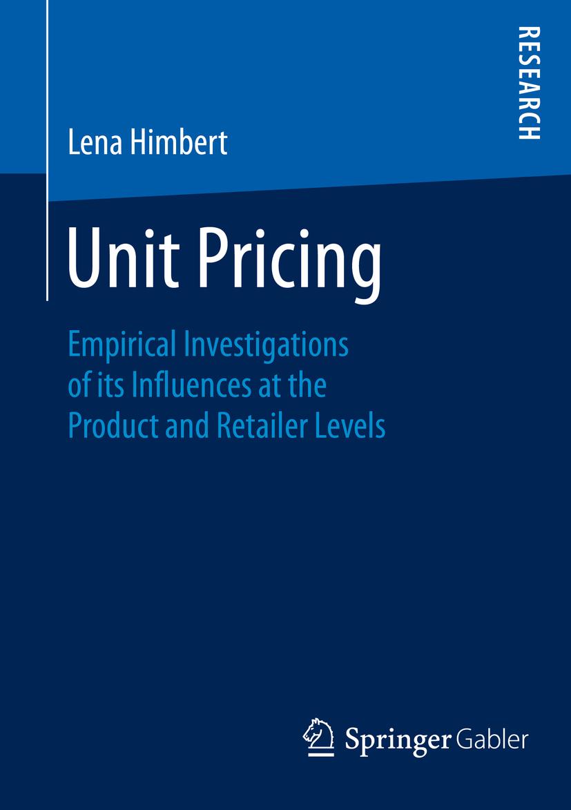 Himbert, Lena - Unit Pricing, ebook