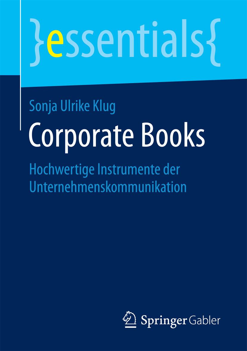 Klug, Sonja Ulrike - Corporate Books, ebook
