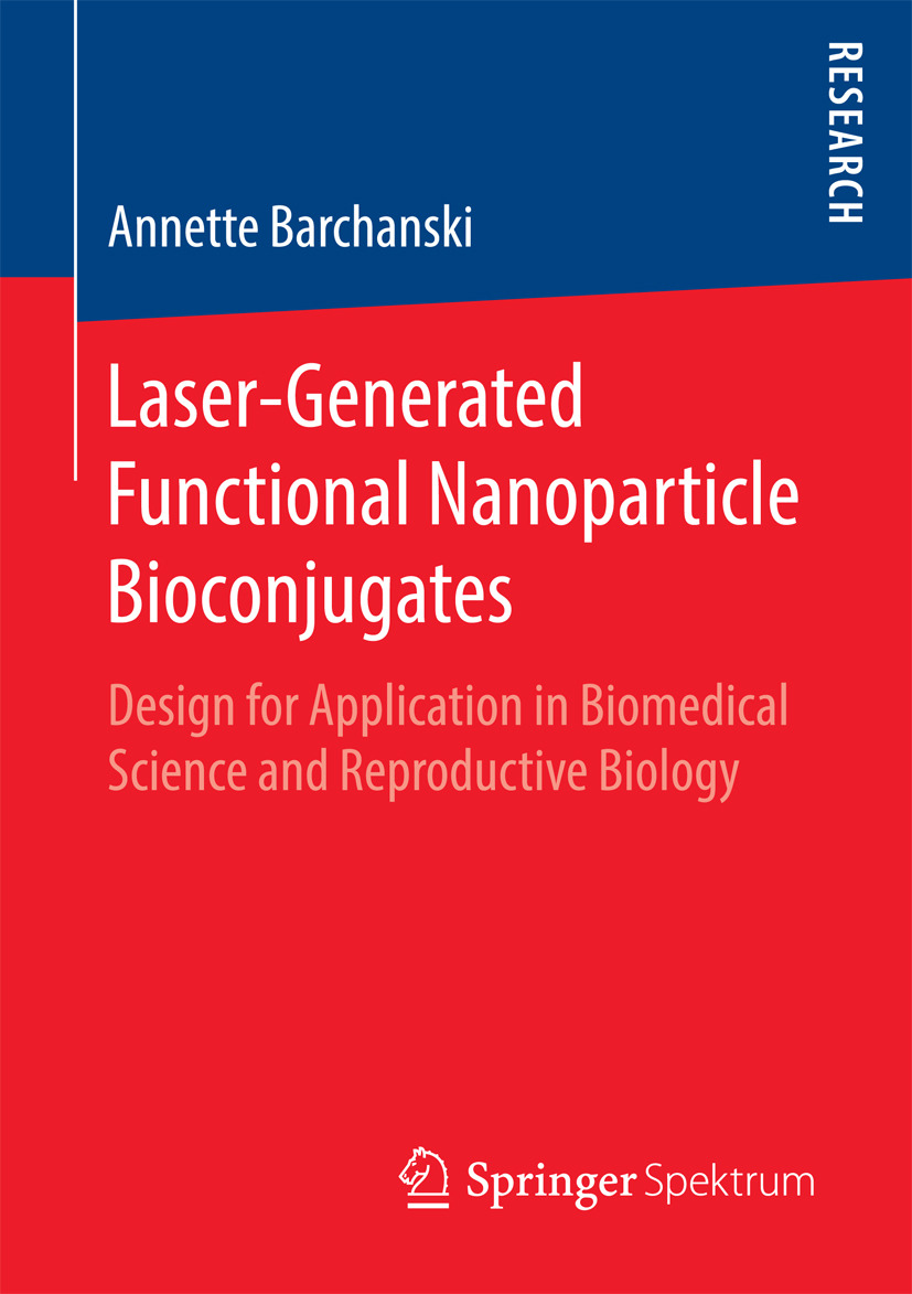 Barchanski, Annette - Laser-Generated Functional Nanoparticle Bioconjugates, ebook
