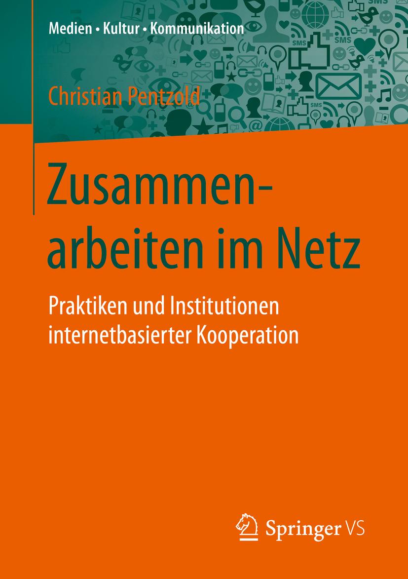 Pentzold, Christian - Zusammenarbeiten im Netz, ebook