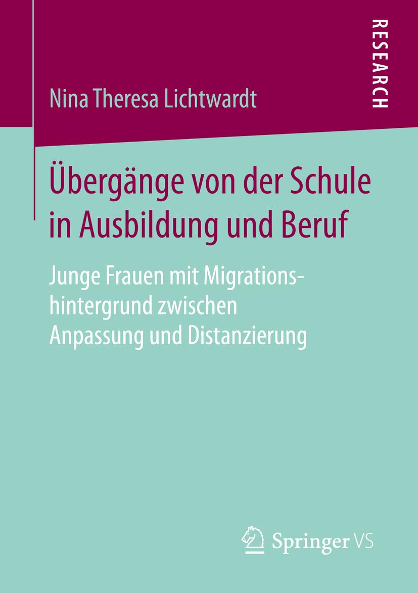 Lichtwardt, Nina Theresa - Übergänge von der Schule in Ausbildung und Beruf, ebook