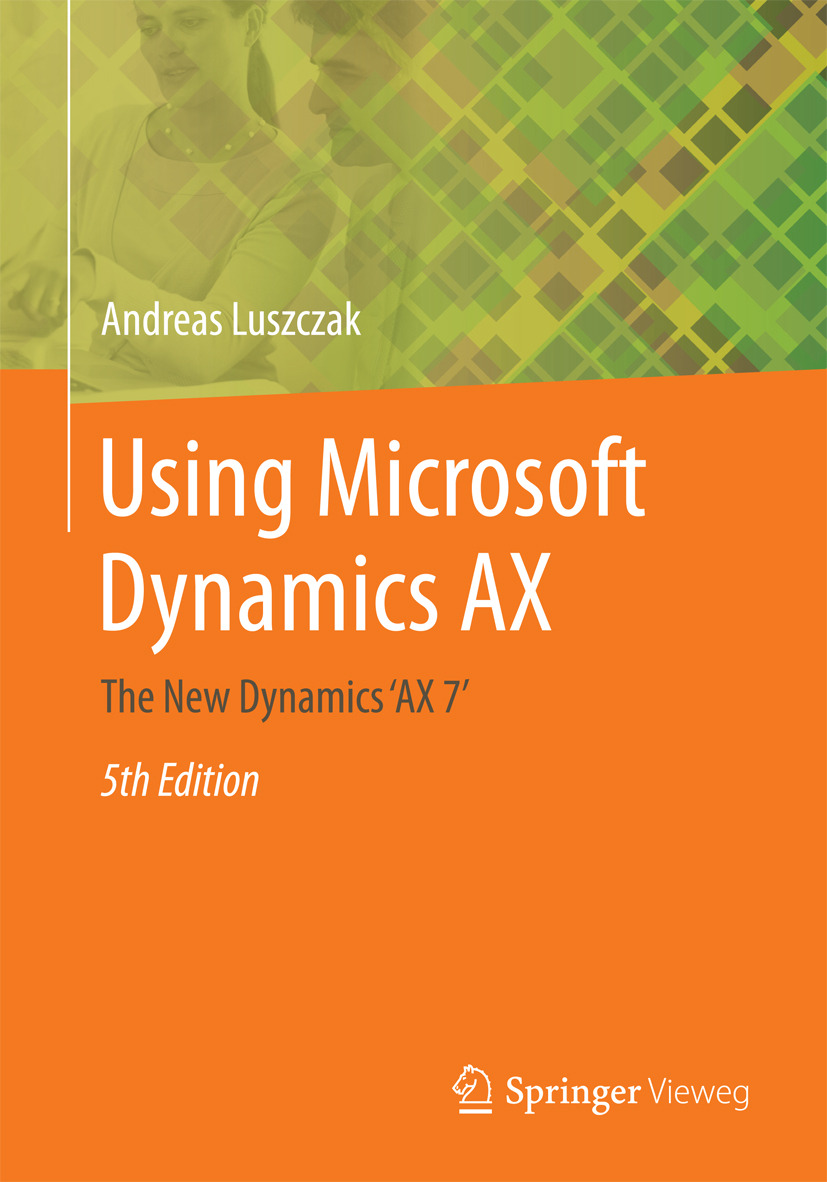 Luszczak, Andreas - Using Microsoft Dynamics AX, ebook