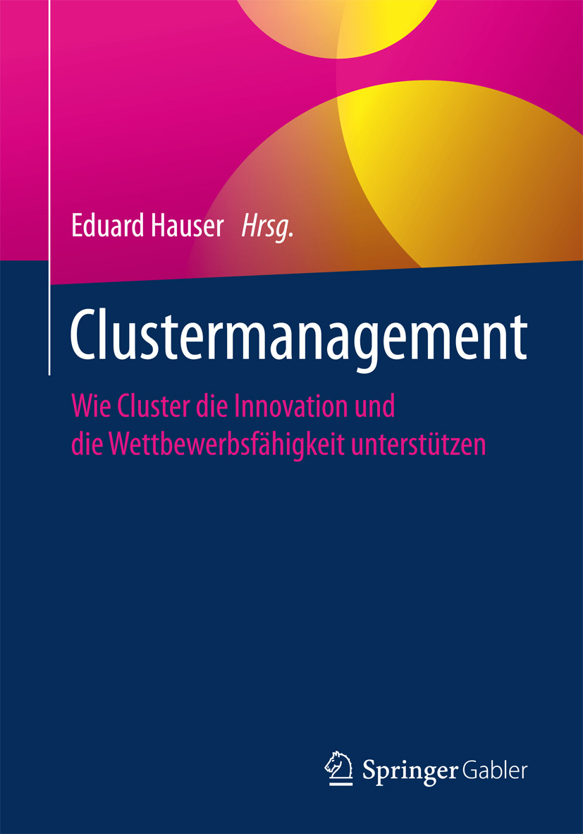 Hauser, Eduard - Clustermanagement, ebook