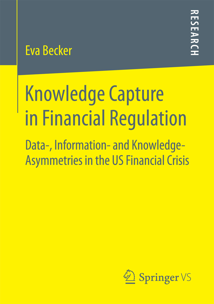 Becker, Eva - Knowledge Capture in Financial Regulation, ebook