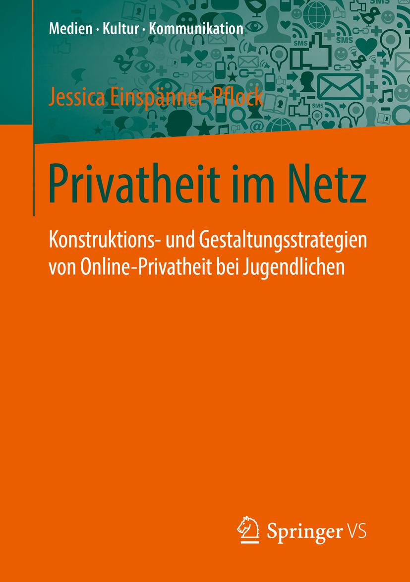 Einspanner-Pflock, Jessica - Privatheit im Netz, ebook