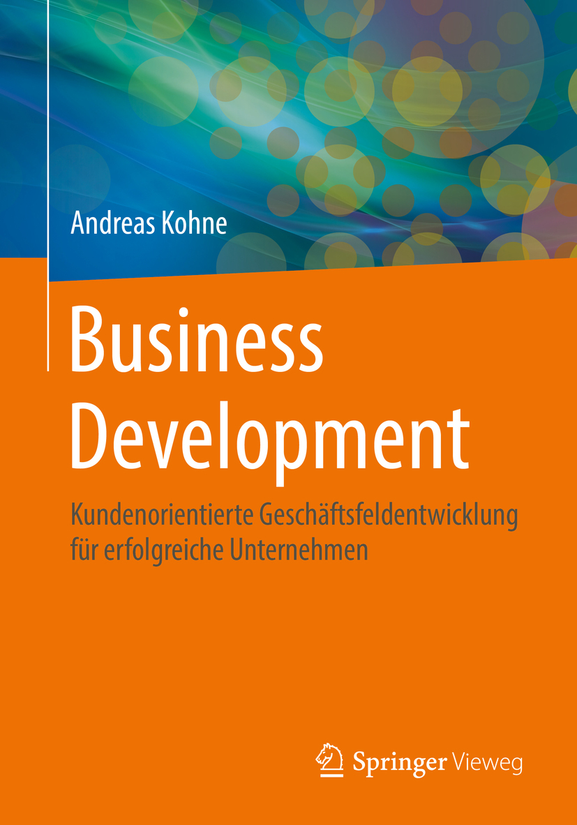Kohne, Andreas - Business Development, ebook