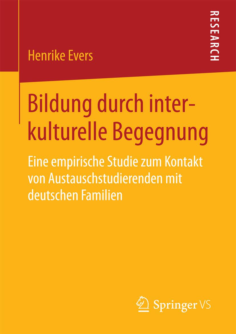 Evers, Henrike - Bildung durch interkulturelle Begegnung, ebook