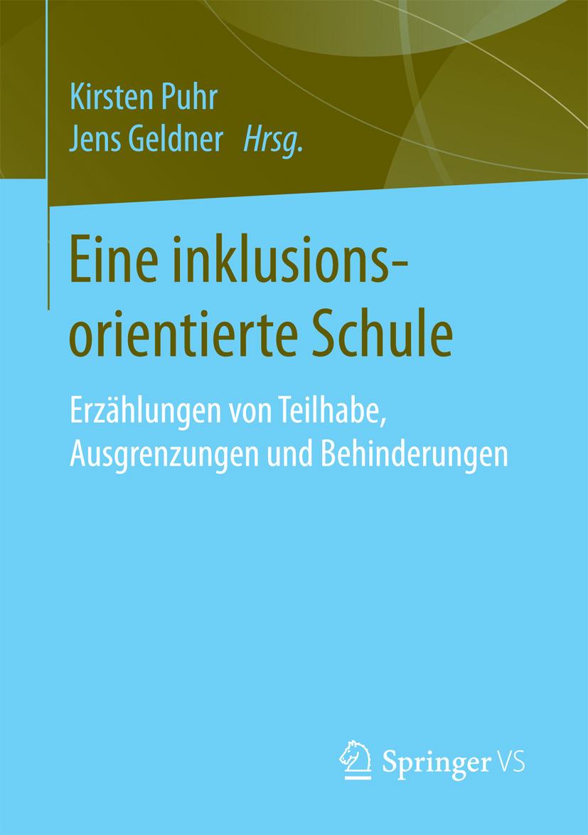 Geldner, Jens - Eine inklusionsorientierte Schule, ebook