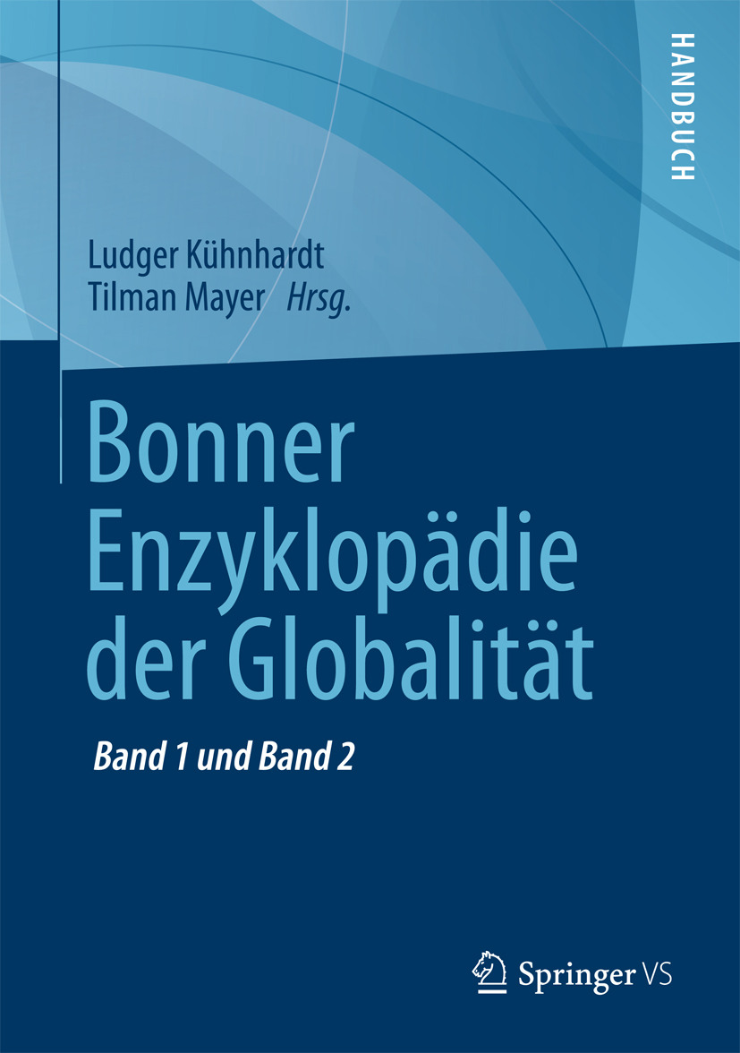 Kühnhardt, Ludger - Bonner Enzyklopädie der Globalität, ebook