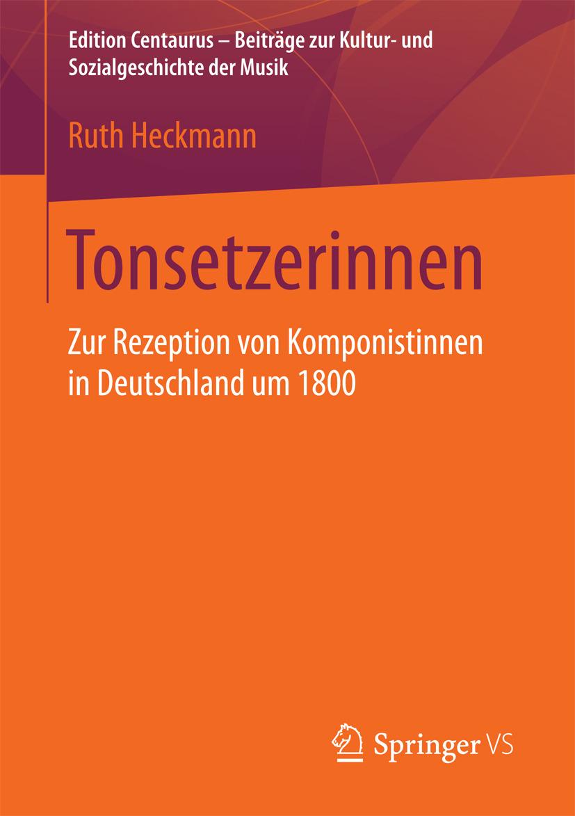 Heckmann, Ruth - Tonsetzerinnen, ebook