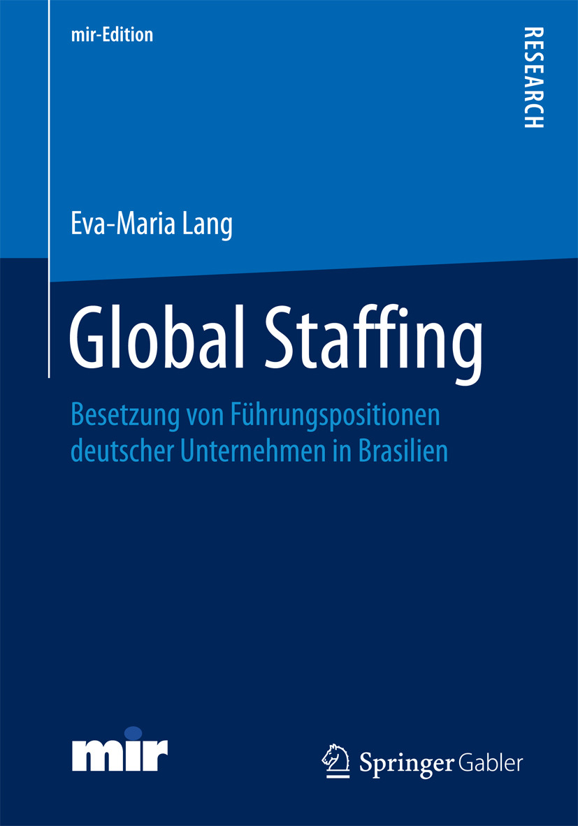 Lang, Eva-Maria - Global Staffing, ebook