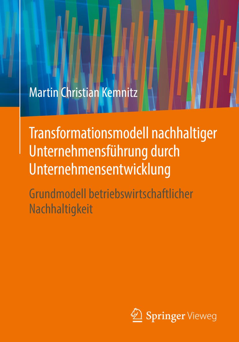 Kemnitz, Martin Christian - Transformationsmodell nachhaltiger Unternehmensführung durch Unternehmensentwicklung, ebook