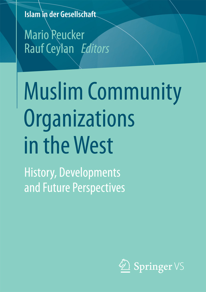 Ceylan, Rauf - Muslim Community Organizations in the West, ebook