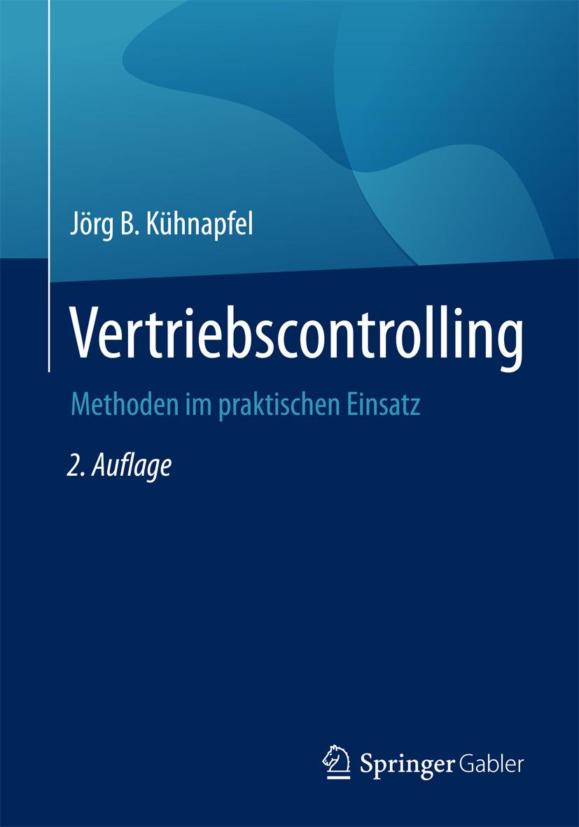 Kühnapfel, Jörg B. - Vertriebscontrolling, ebook