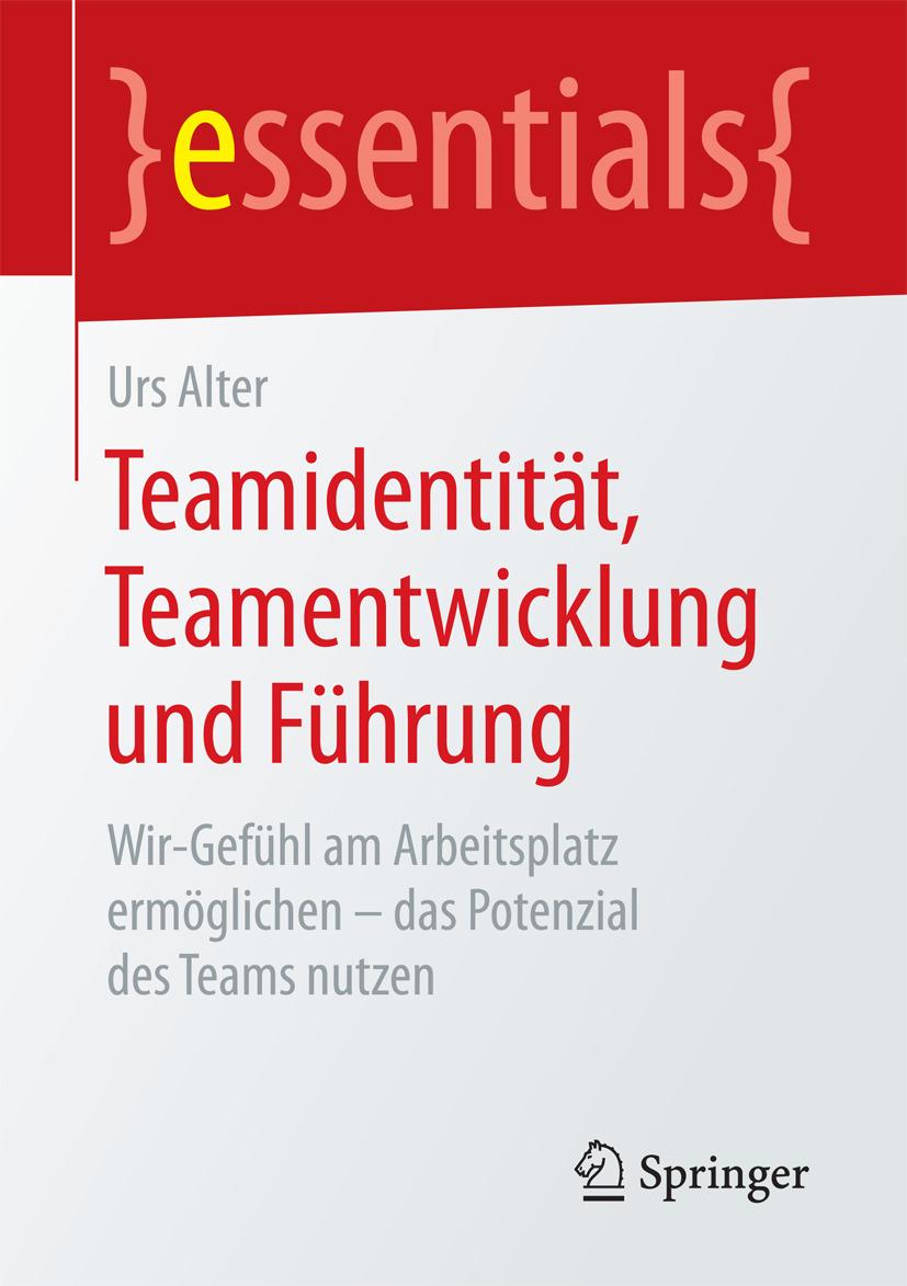 Alter, Urs - Teamidentität, Teamentwicklung und Führung, ebook
