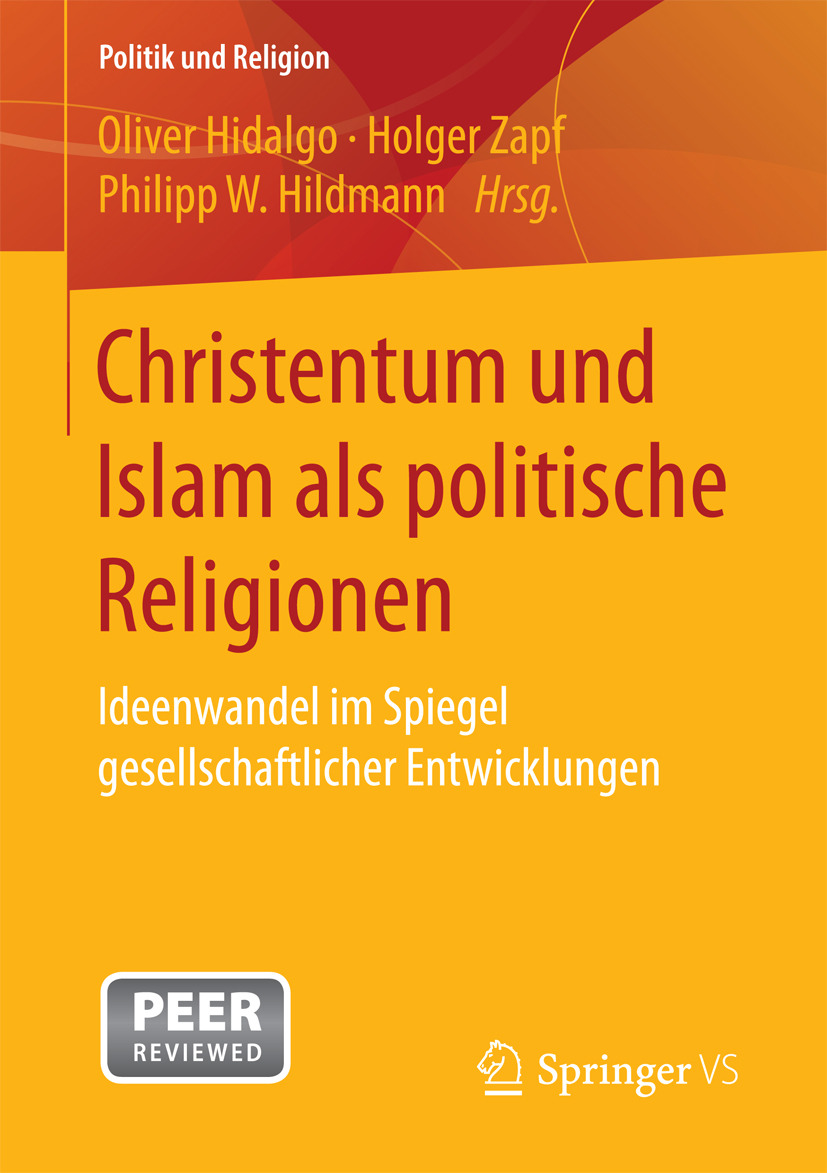 Hidalgo, Oliver - Christentum und Islam als politische Religionen, ebook