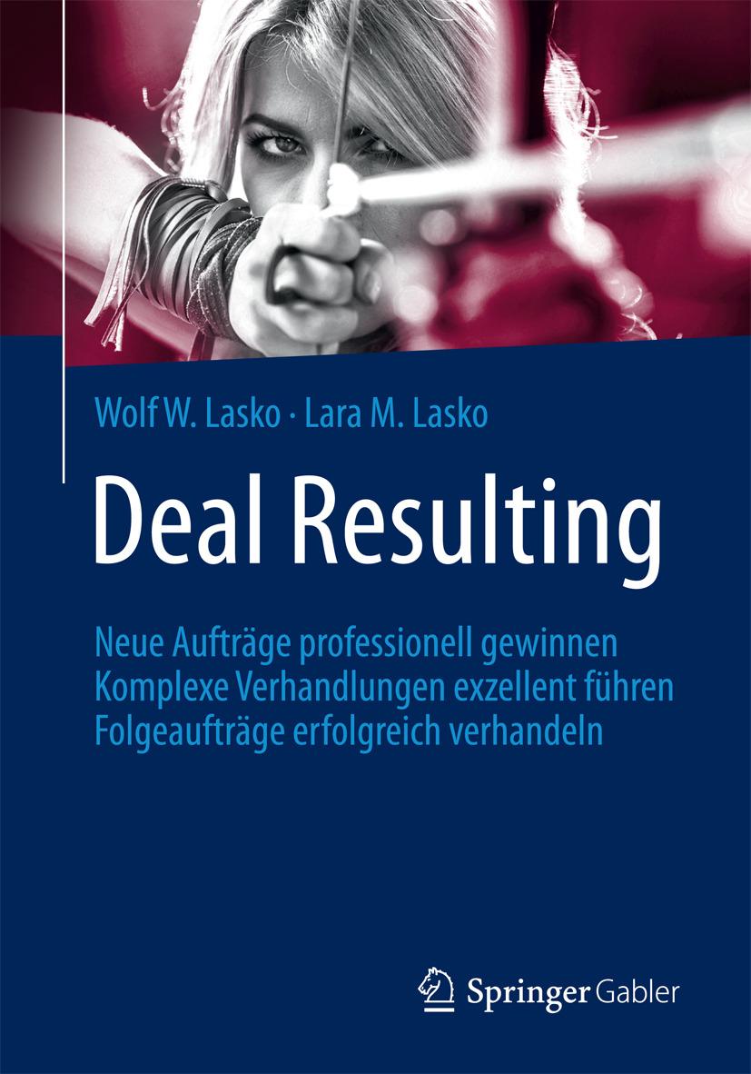 Lasko, Lara M. - Deal Resulting, e-kirja