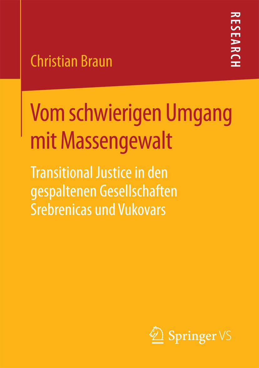 Braun, Christian - Vom schwierigen Umgang mit Massengewalt, ebook