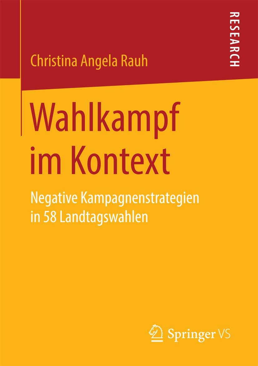 Rauh, Christina Angela - Wahlkampf im Kontext, ebook