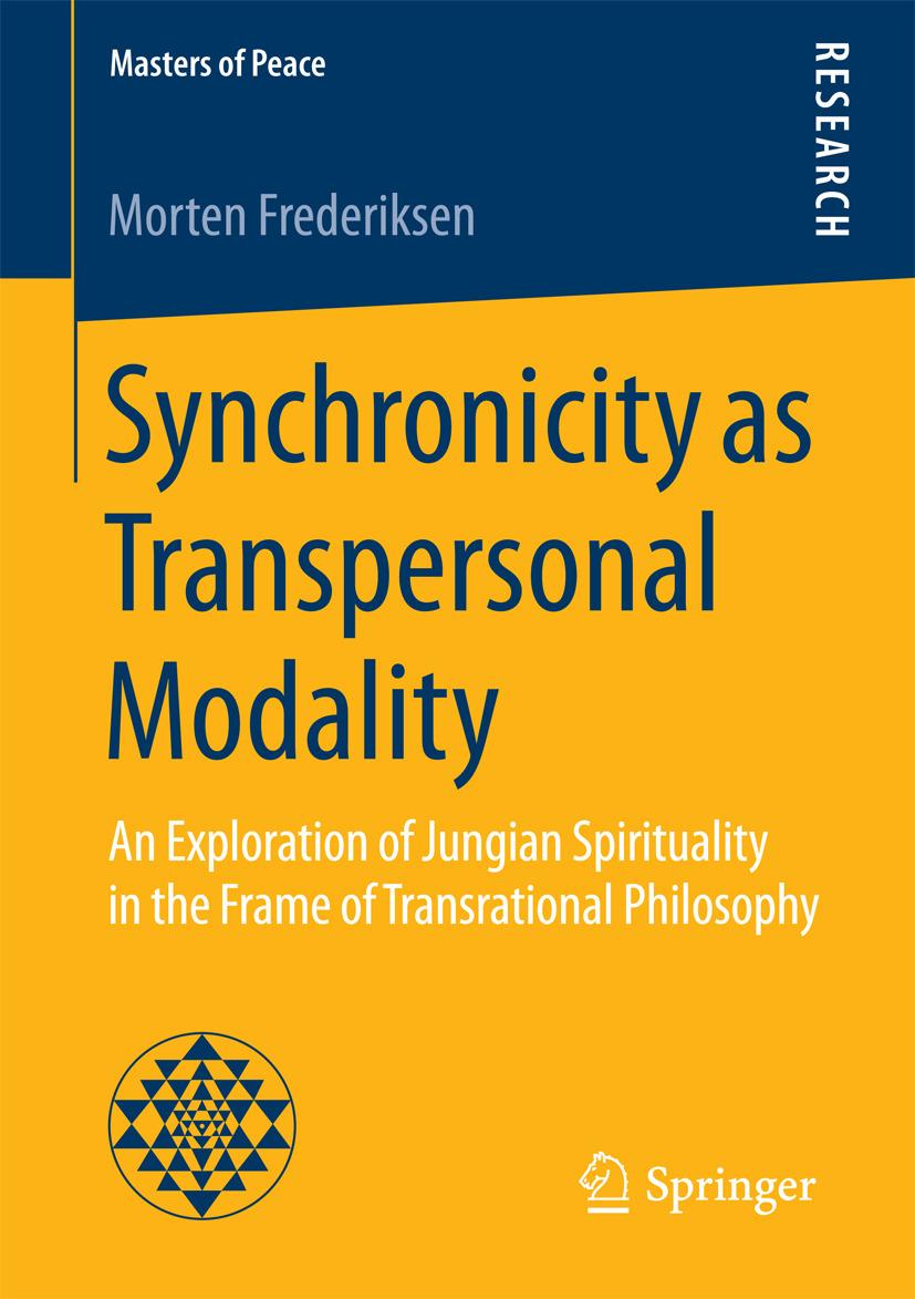 Frederiksen, Morten - Synchronicity as Transpersonal Modality, ebook