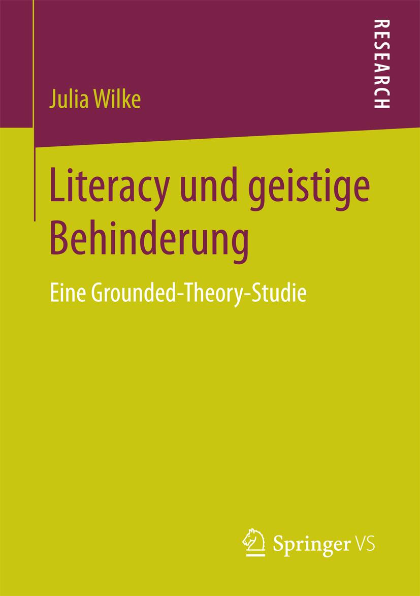 Wilke, Julia - Literacy und geistige Behinderung, ebook