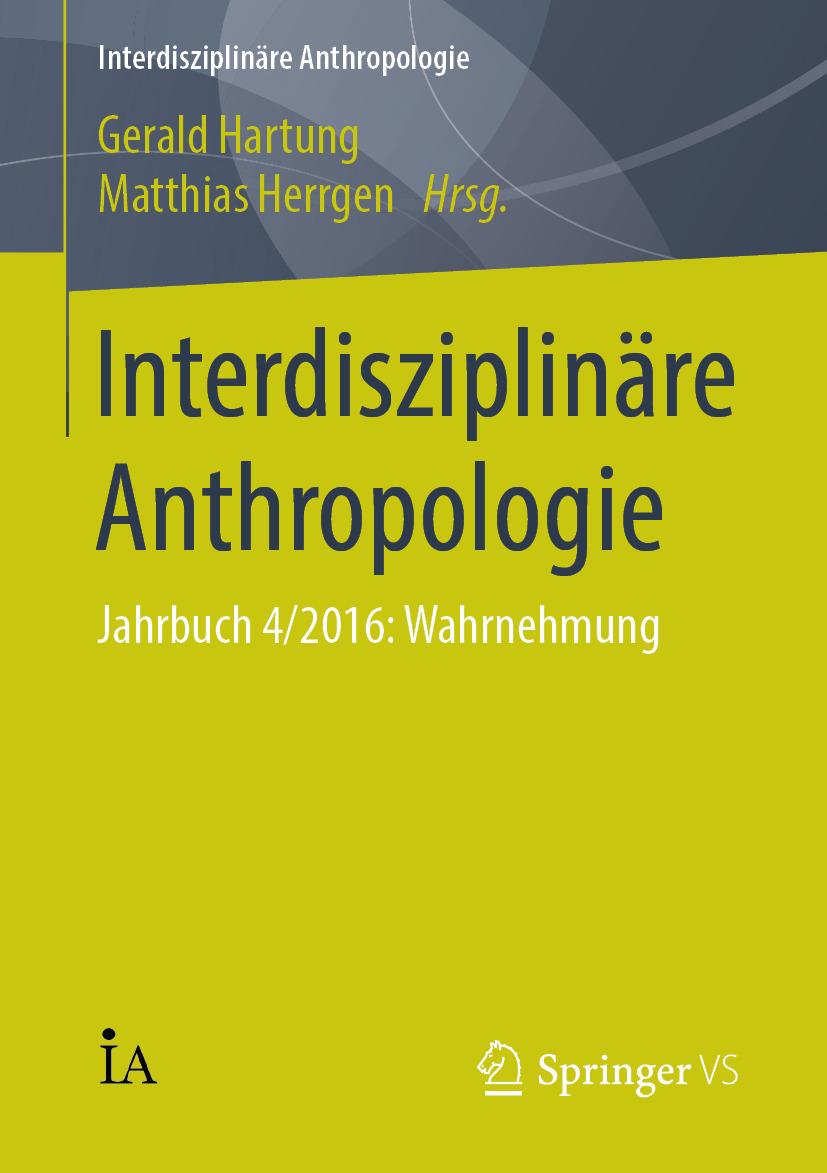 Hartung, Gerald - Interdisziplinäre Anthropologie, ebook