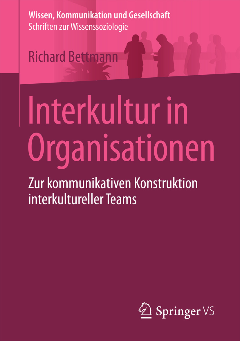 Bettmann, Richard - Interkultur in Organisationen, ebook