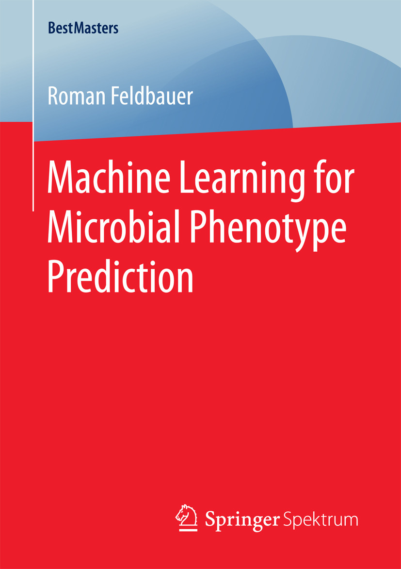 Feldbauer, Roman - Machine Learning for Microbial Phenotype Prediction, ebook