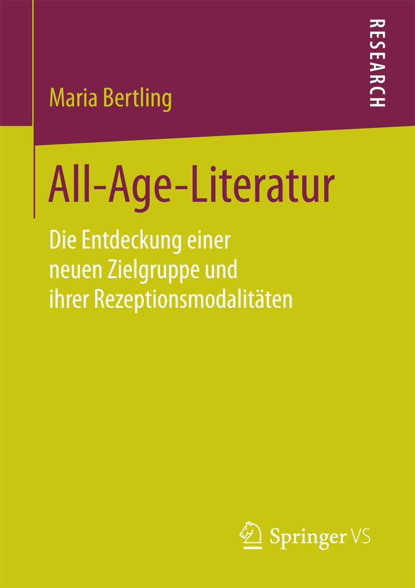 Bertling, Maria - All-Age-Literatur, ebook