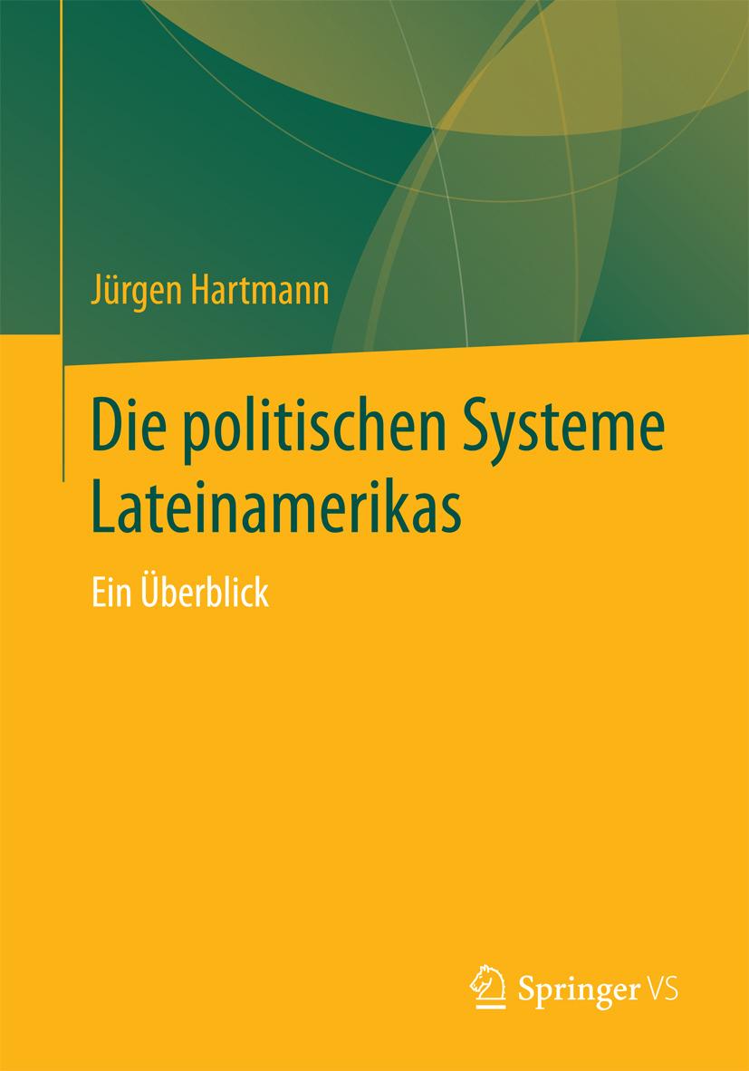 Hartmann, Jürgen - Die politischen Systeme Lateinamerikas, ebook