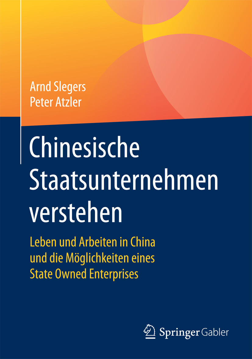 Atzler, Peter - Chinesische Staatsunternehmen verstehen, ebook