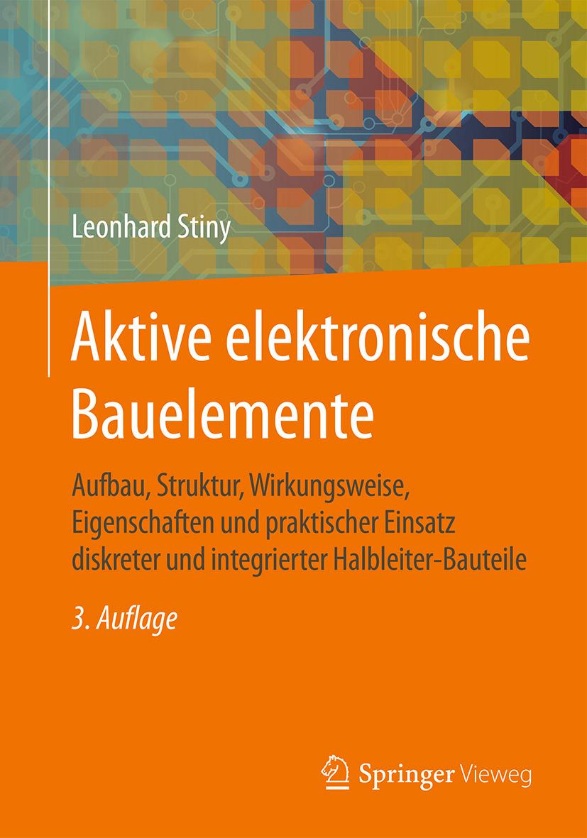 Stiny, Leonhard - Aktive elektronische Bauelemente, ebook