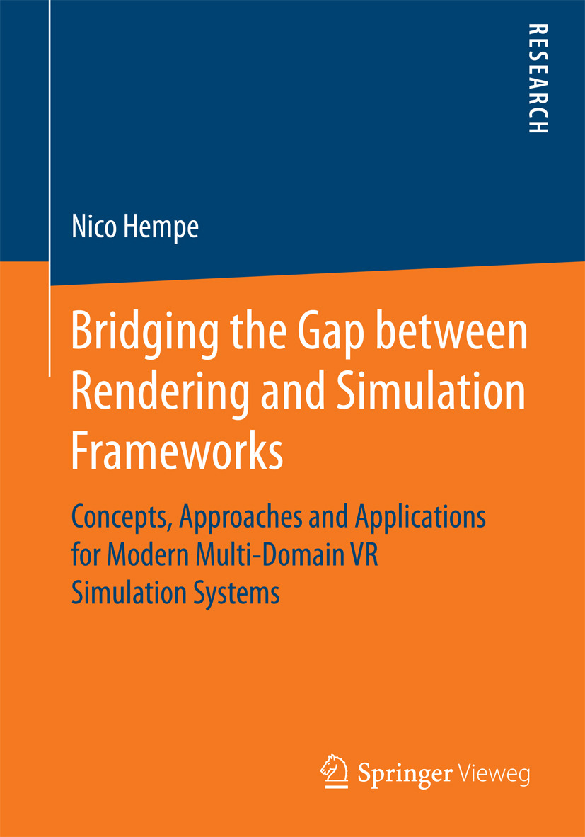 Hempe, Nico - Bridging the Gap between Rendering and Simulation Frameworks, ebook