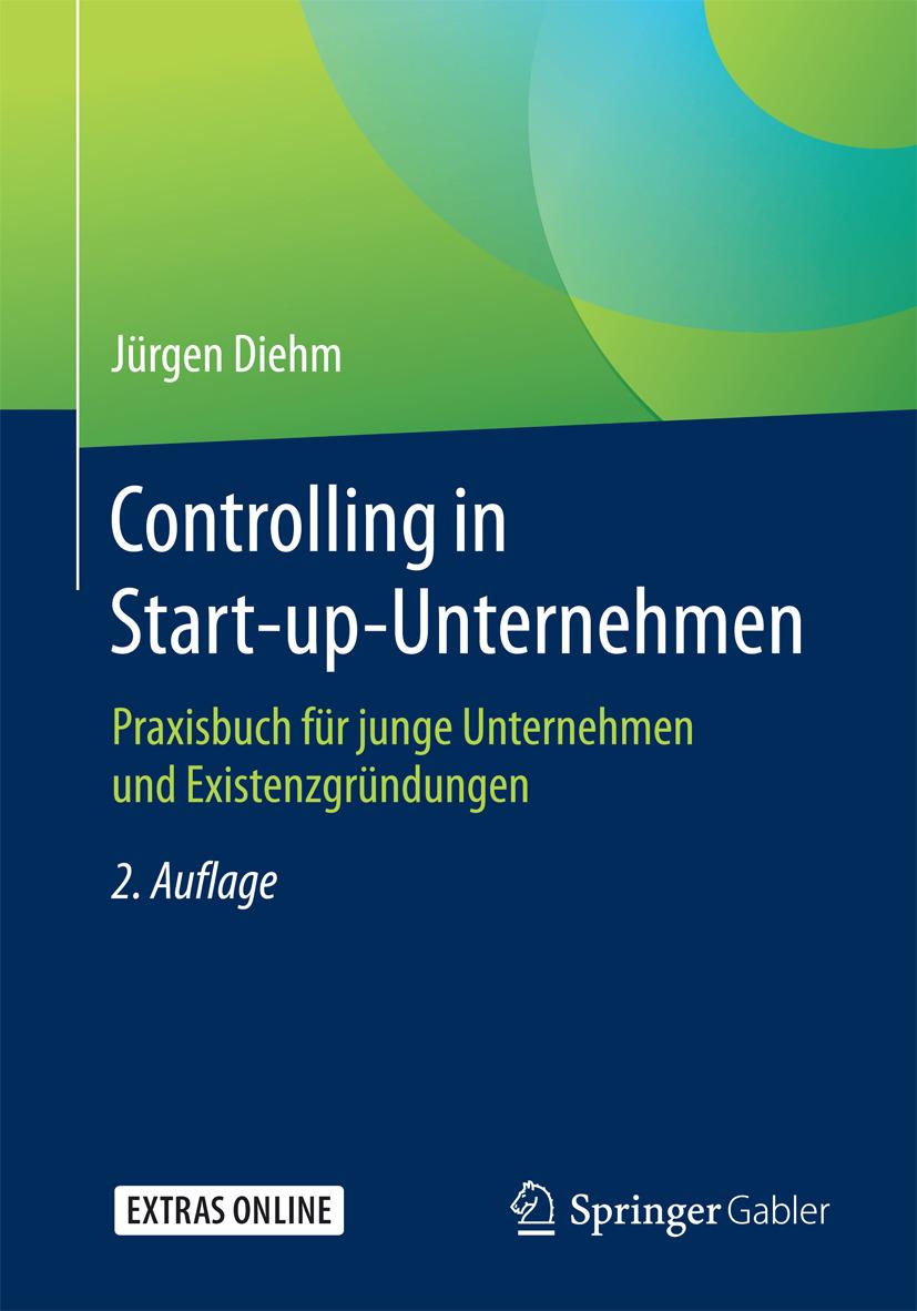 Diehm, Jürgen - Controlling in Start-up-Unternehmen, ebook