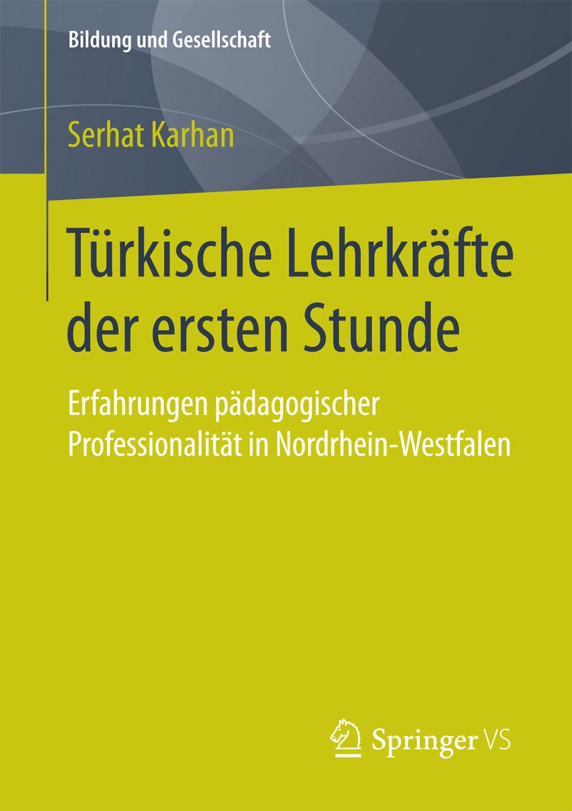 Karhan, Serhat - Türkische Lehrkräfte der ersten Stunde, ebook