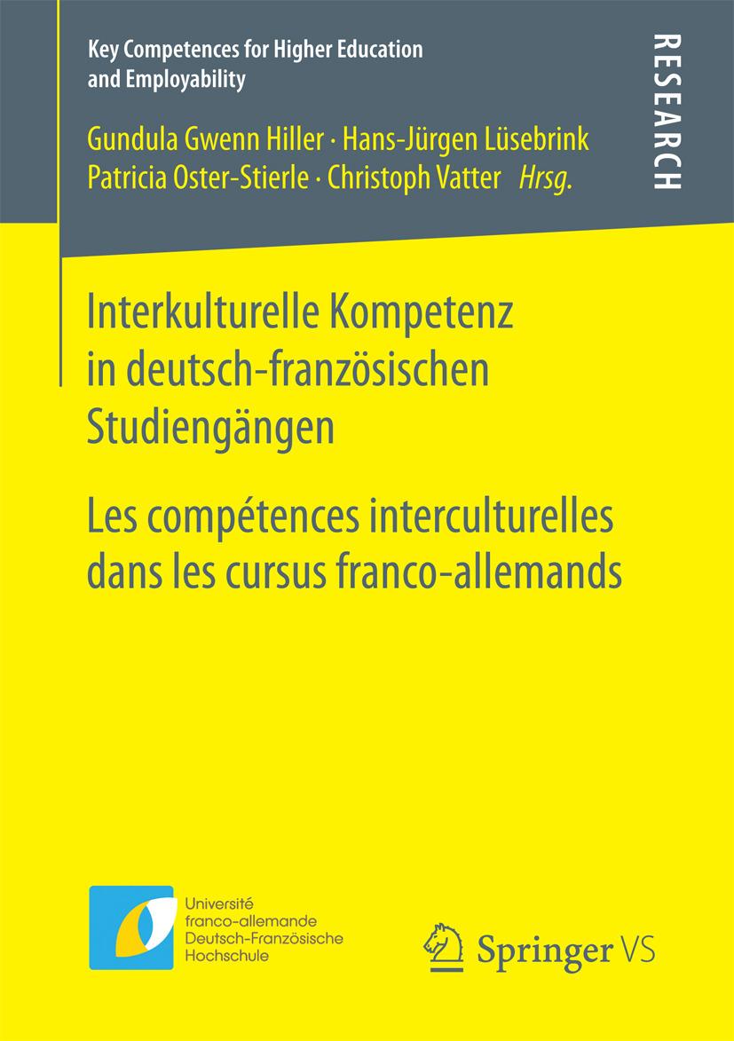 Hiller, Gundula Gwenn - Interkulturelle Kompetenz in deutsch-französischen Studiengängen, ebook