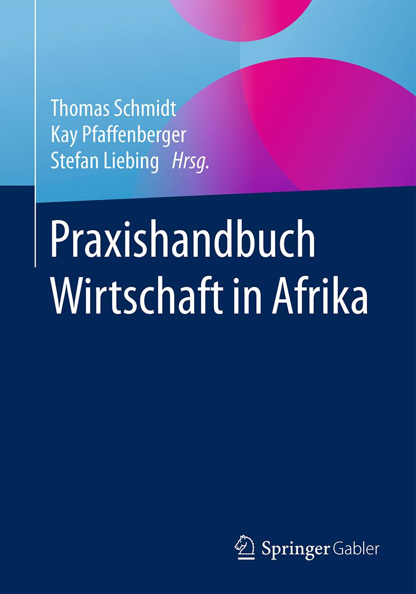 Liebing, Stefan - Praxishandbuch Wirtschaft in Afrika, e-kirja