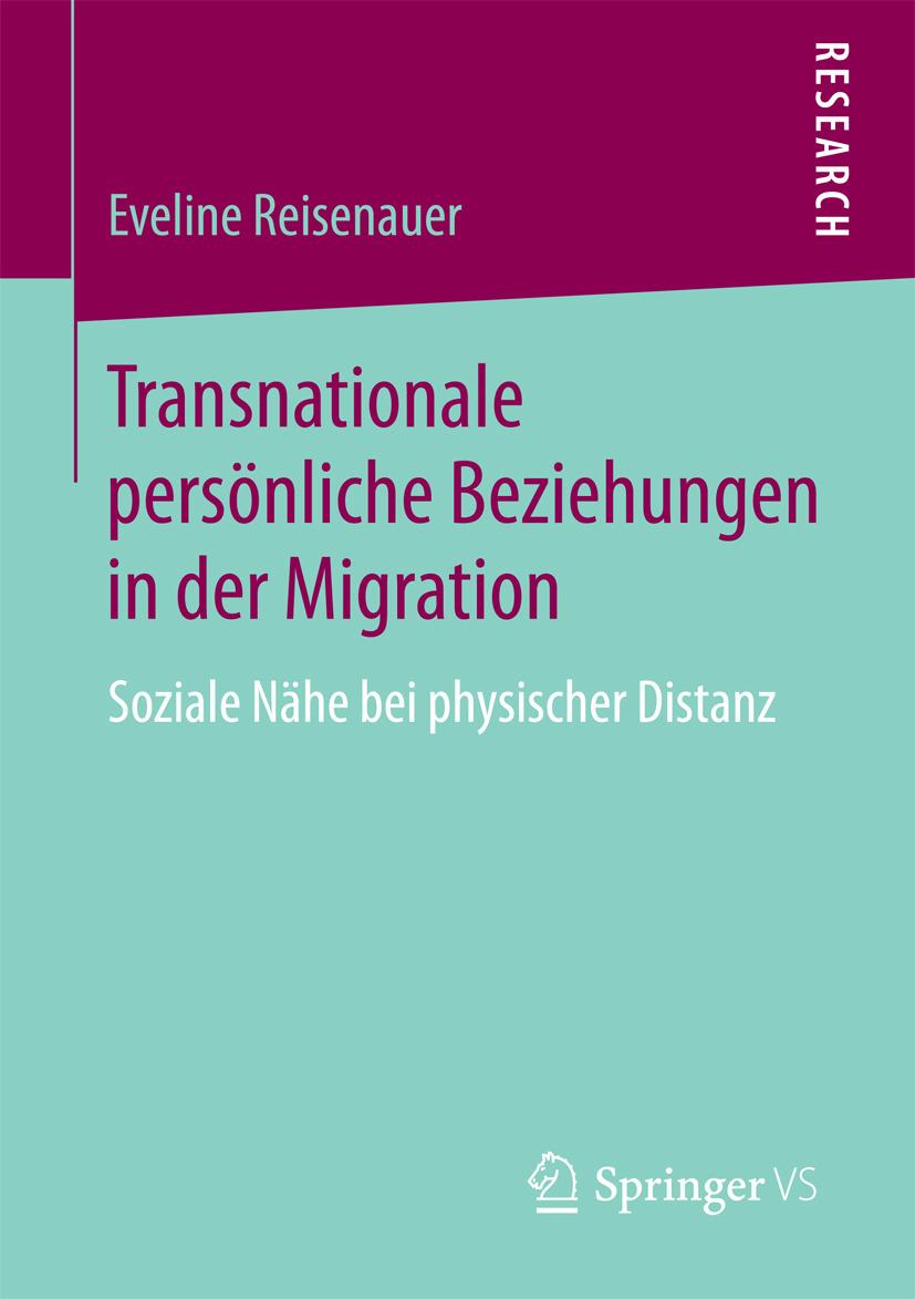 Reisenauer, Eveline - Transnationale persönliche Beziehungen in der Migration, ebook