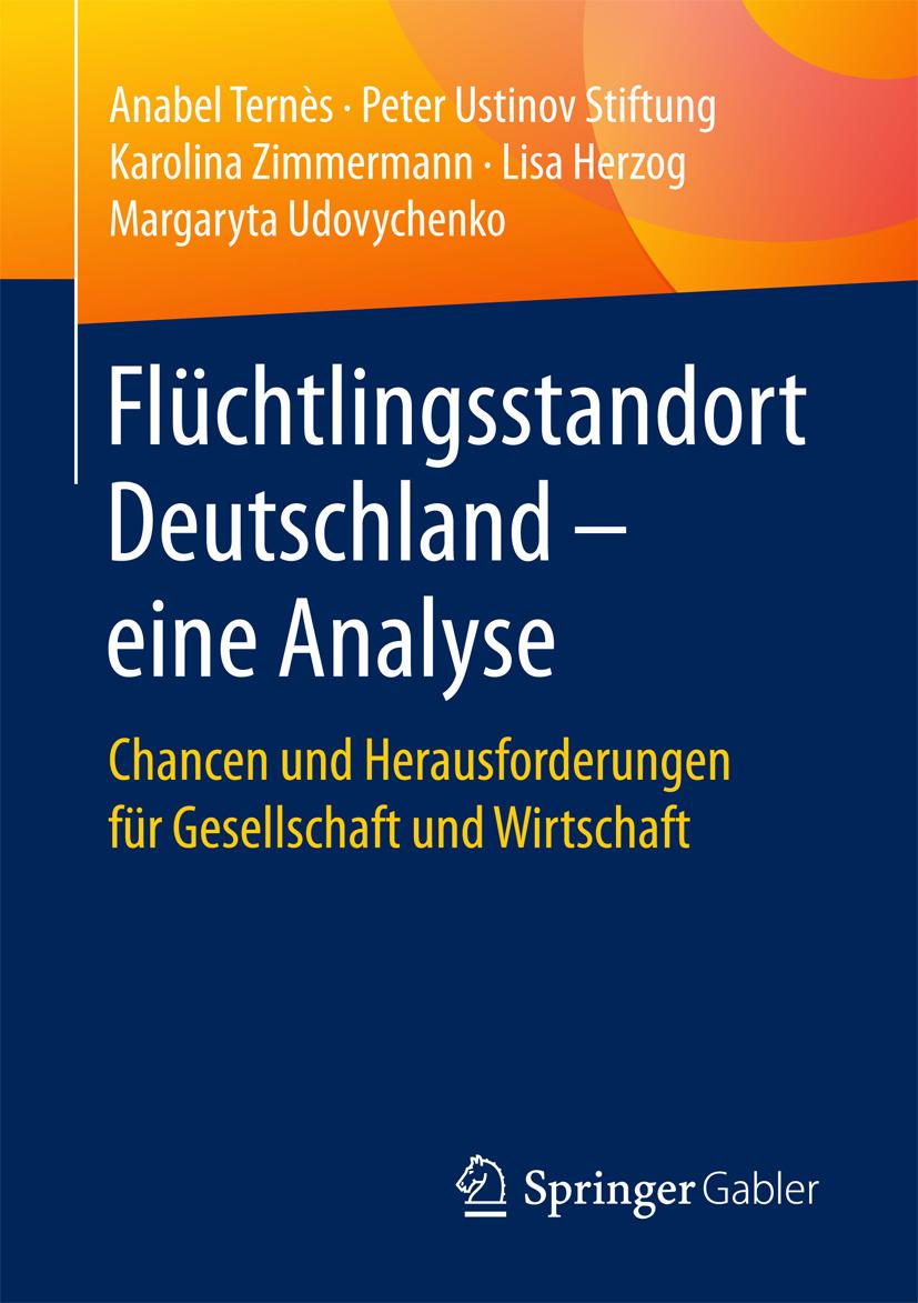 Herzog, Lisa - Flüchtlingsstandort Deutschland – eine Analyse, ebook