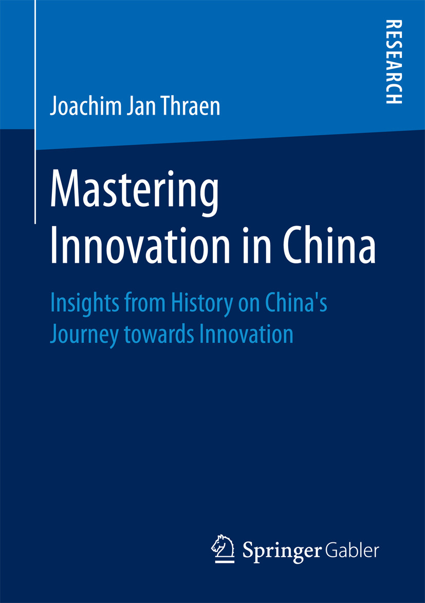 Thraen, Joachim Jan - Mastering Innovation in China, ebook