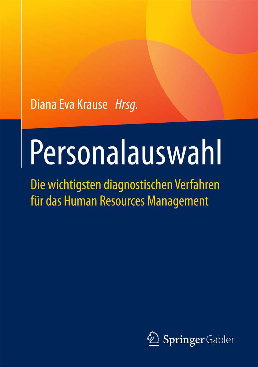Krause, Diana Eva - Personalauswahl, ebook