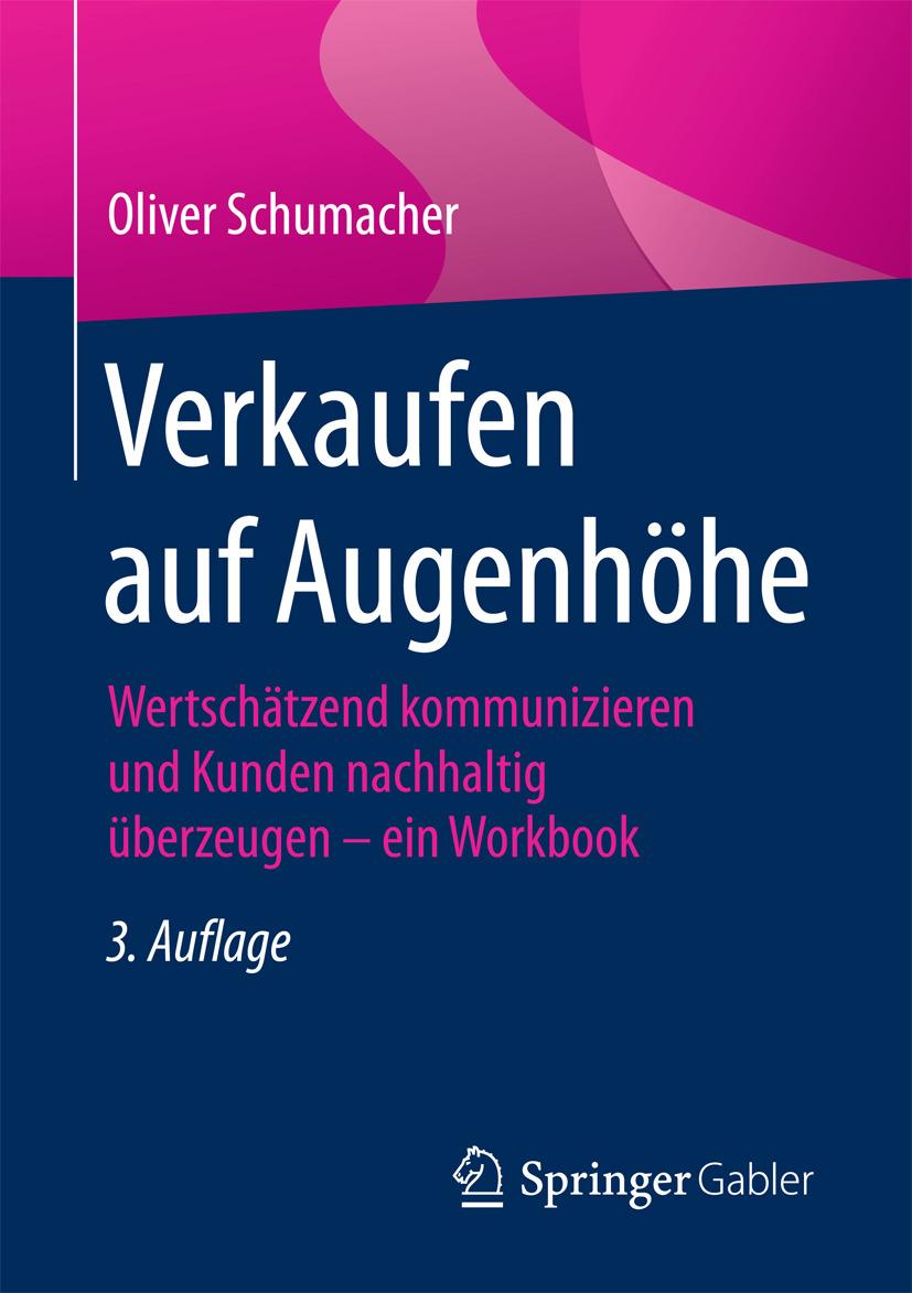 Schumacher, Oliver - Verkaufen auf Augenhöhe, ebook