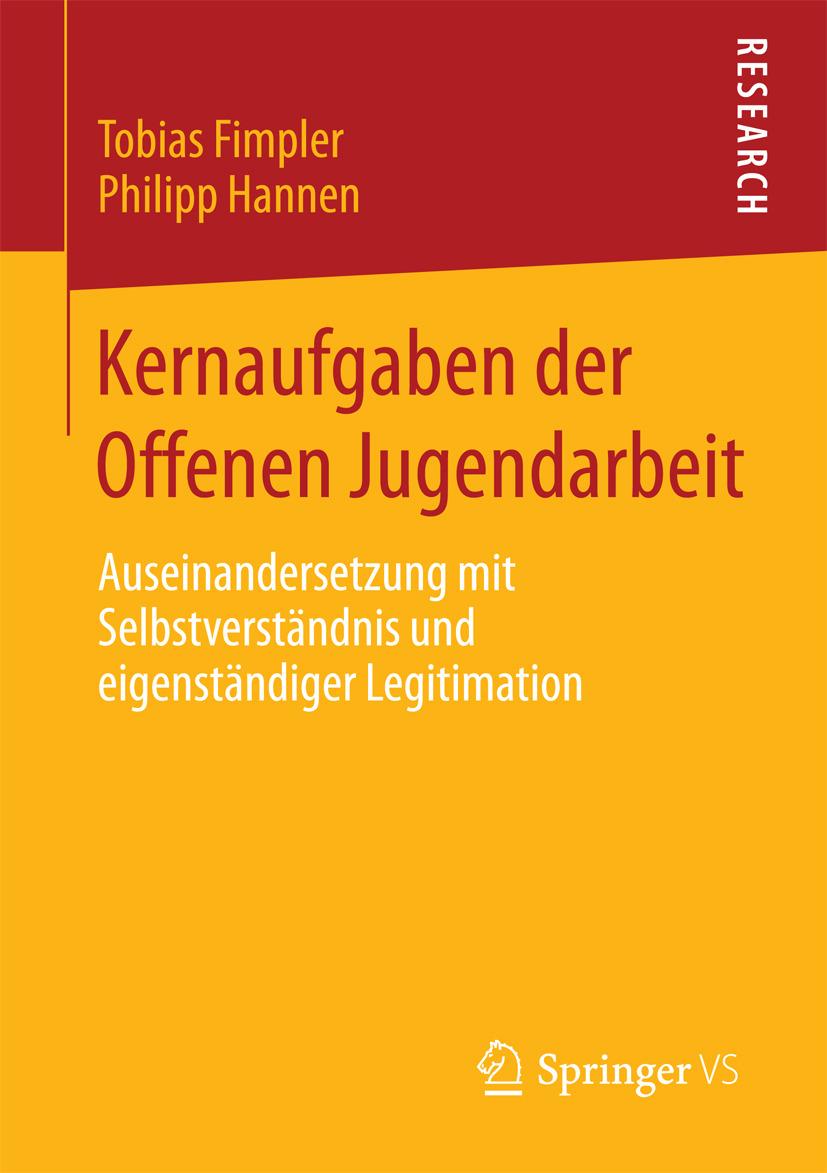 Fimpler, Tobias - Kernaufgaben der Offenen Jugendarbeit, e-kirja